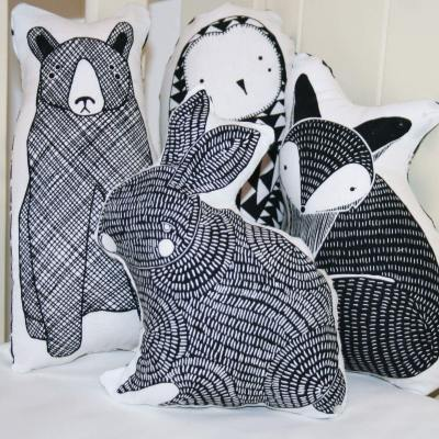 Beaky's Animal Cushions