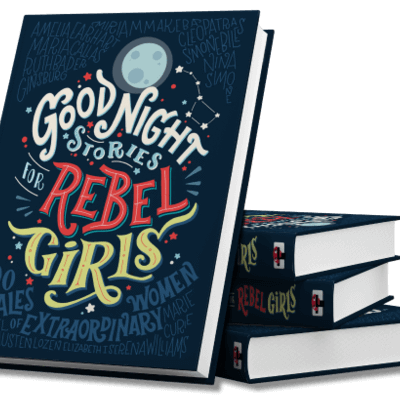 Hot buy: Good night stories for Rebel Girls