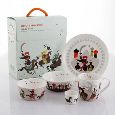 Ali Baba Children's Dining Set
