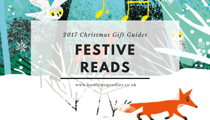 Christmas Gift Guide 2017: festive reads