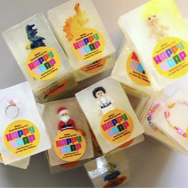 Happy Toy Soap UK
