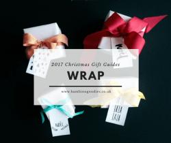 Christmas Gift Guide 2017: Wrap