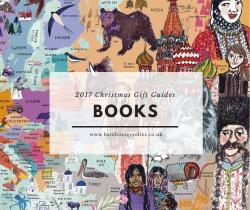 Christmas Gift Guide 2017: Books