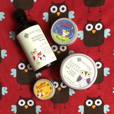 Celtic Herbal mum and baby skincare