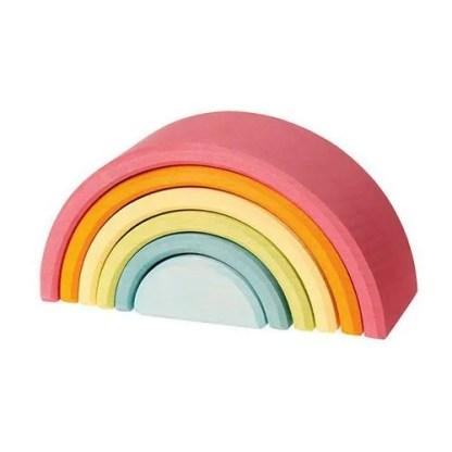 grims medium pastel rainbow