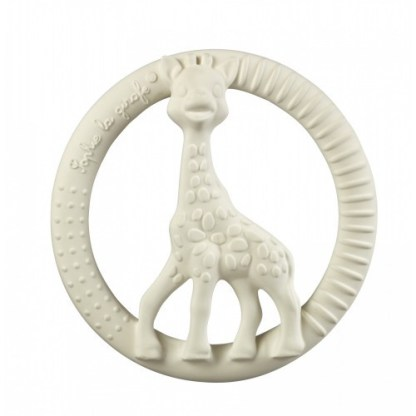 sophie giraffe circle teether