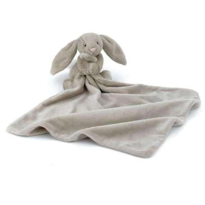jellycat beige soother