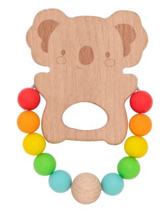 tiger tribe koala teether