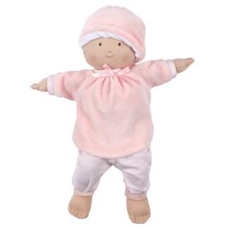 pink bonnika baby