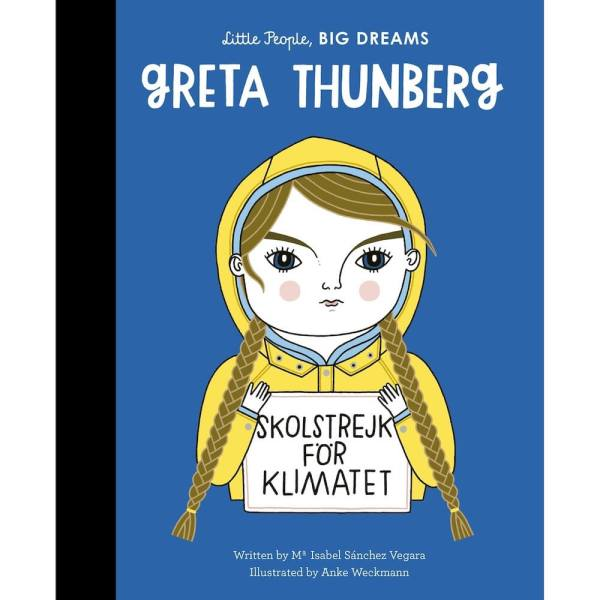 greta thunberg little people big dreams