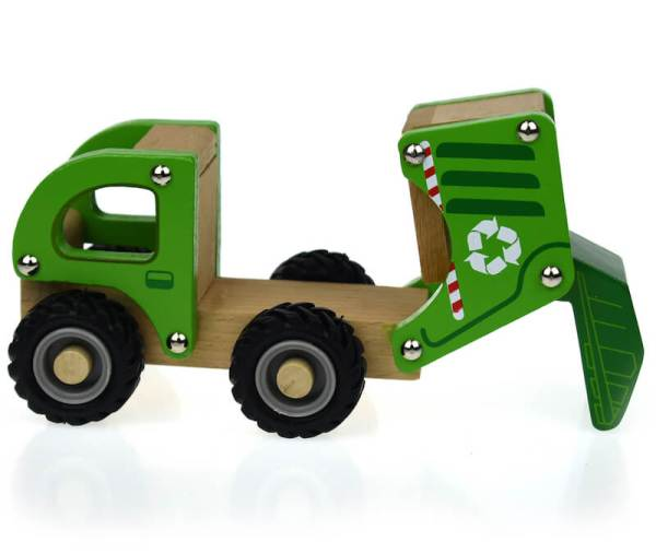 lift up recycle truck