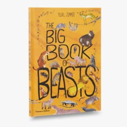 big book of beasts cover