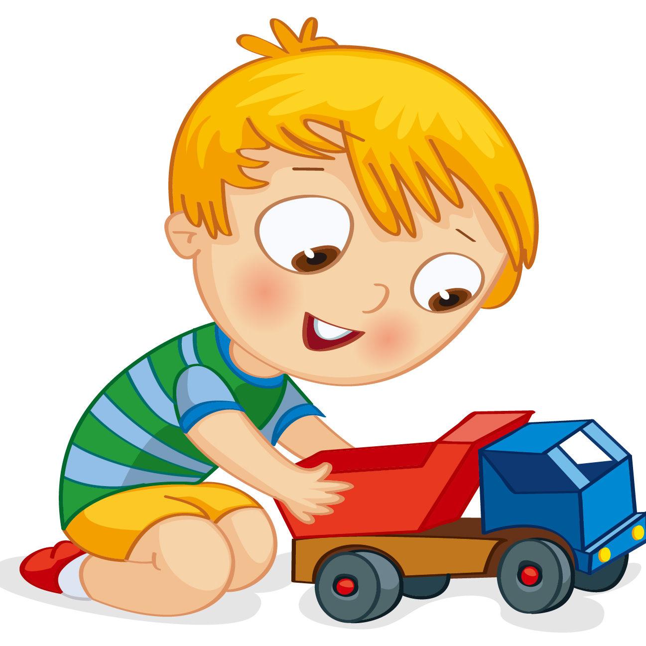 enfant camion fd blc