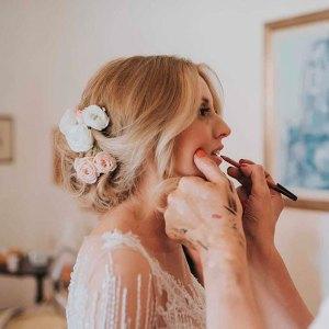Acconciature sposa e make up a Firenze e Siena