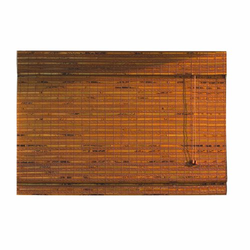 Lewis Hyman 0215470 Havana Bamboo Roman Shade 70 Inch