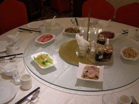 Chinesisch Essen Vorspeisen