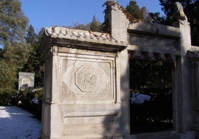 Grab des Matteo Ricci