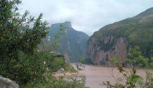 Yangtze Fengtai Schlucht 1