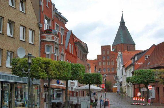 Mölln 2014 Hauptstrasse