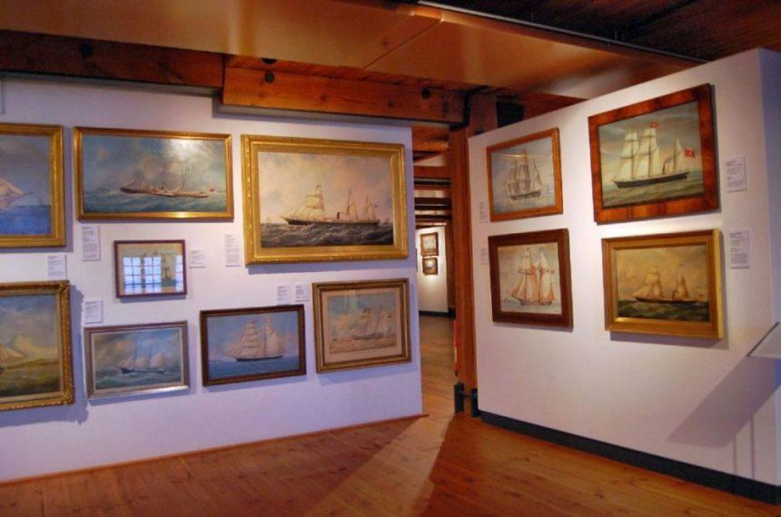 Maritimes Museum Gemälde
