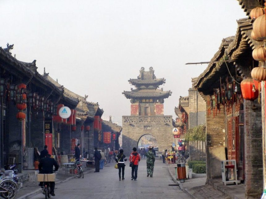 Pingyao - schönster Ort in China