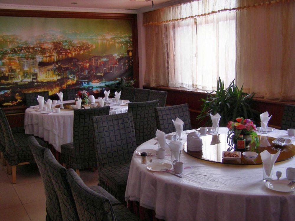 Chinesisches Restaurant - chinesisch essen