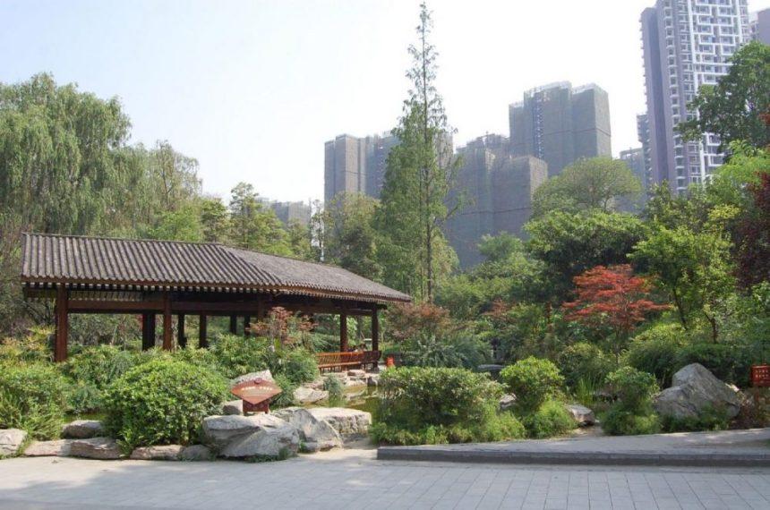 Schönes Chengdu