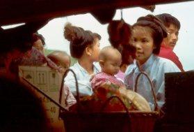 Boot auf dem Duliu Jiang