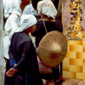 Markt in Fulu