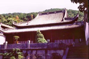 Baoguo Tempel in Ningbo