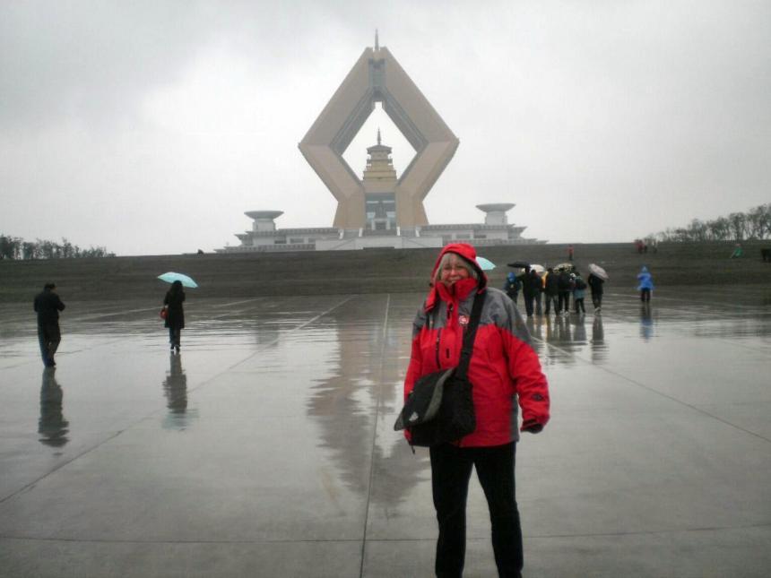 Xi'an: Famen Tempel