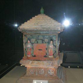 Xi'an Famen Tempel Schrein