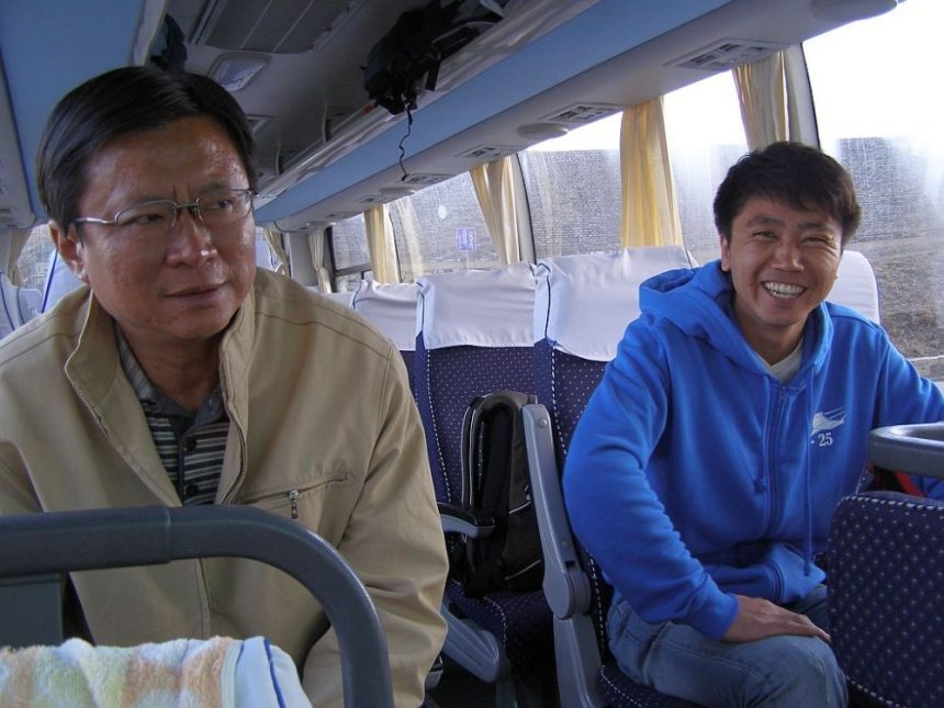Reiseleiter in China