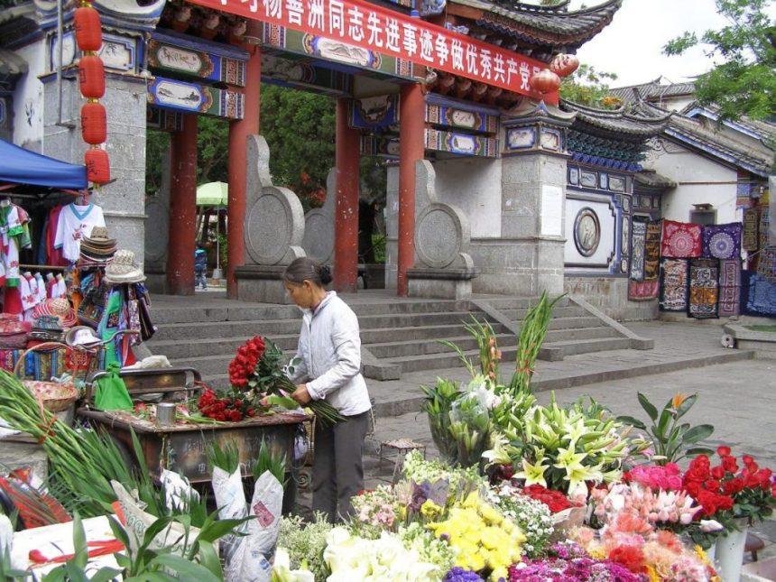 Dali in Yunnan