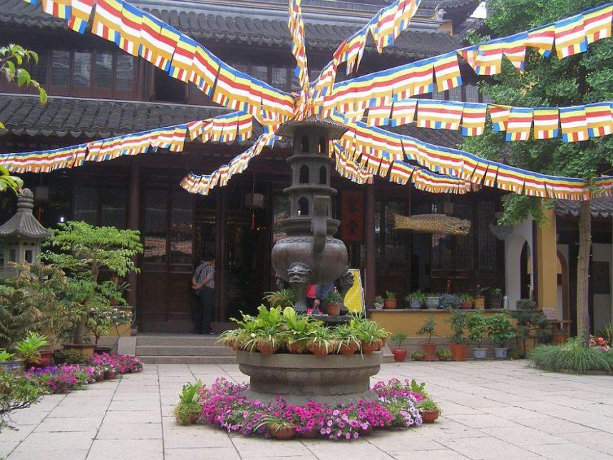 Chen Xiang Ge Nonnenkloster Shanghai