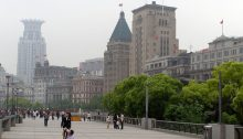 Shanghai - der Bund Bagdad-Juden