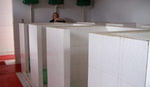 Toilette in China