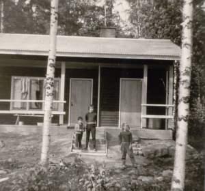 Sommerhaus in Finnland