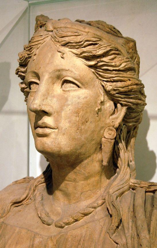 Rom Frauenkopf