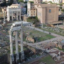 Rom 2015 Forum Romanum