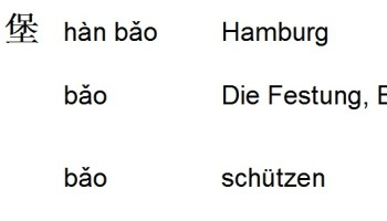 Lieblingschinesisch Die Begrüßung Bambooblog Hamburg