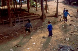 Dorf in Nordthailand