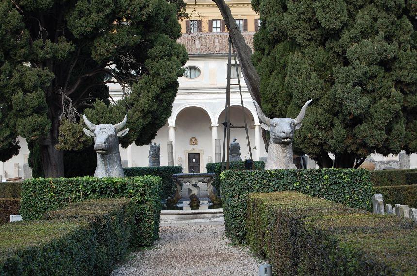 Rom 2015 Diokletianstherme