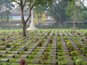 Thailand Kriegsgräber