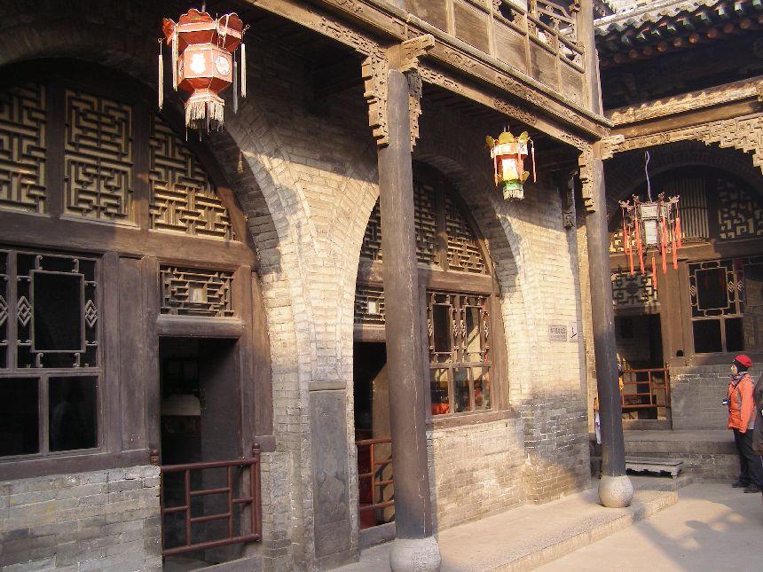 Wang Jia Da Yuan: Blick in einen Wohnhof