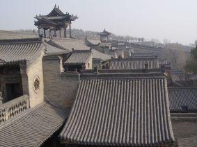 Wohnhof der Familie Wang bei Pingyao