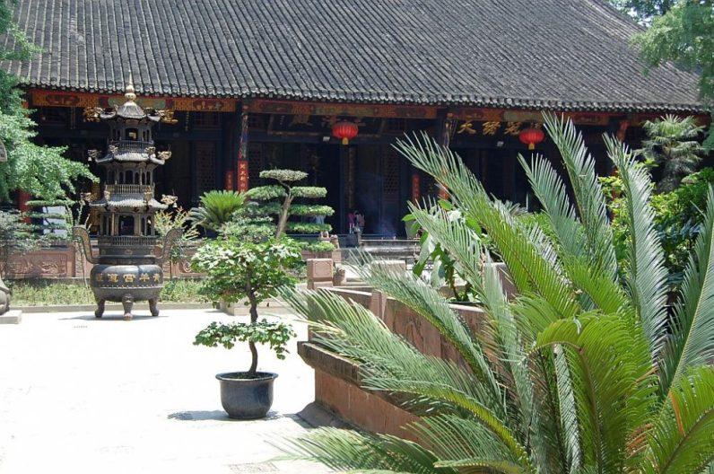 Tempel der Grünen Ziege