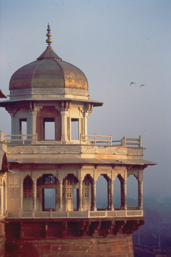 Agra Fort Pavillion