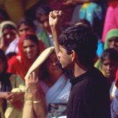 Delhi Frauentag Mann