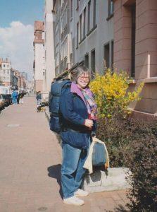 Aufbruch in Hannover bei schönstem Frühlingswetter